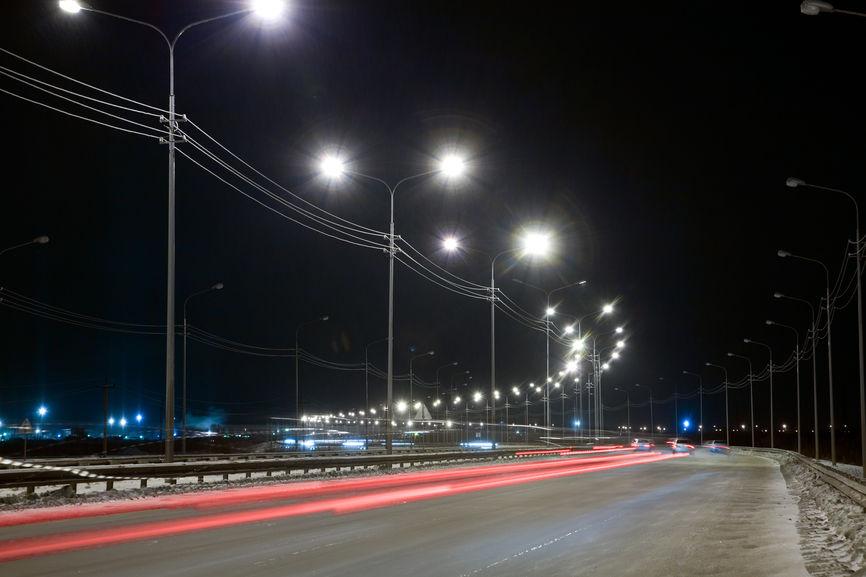 уличные светодиодные светильники